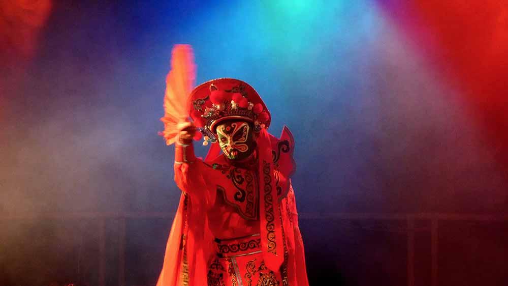 L'opéra du Sichuan, un art millénaire