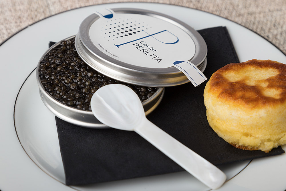 Caviar Perlita - Fables de la Fontaine