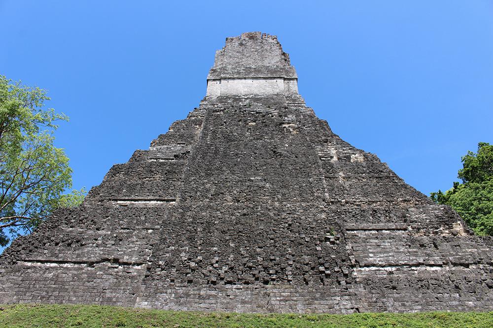 Pyraide Maya de Tikal