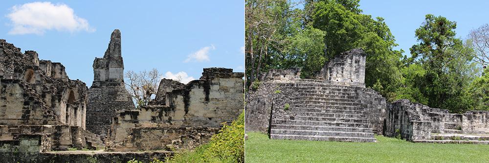 Pyramides Mayas