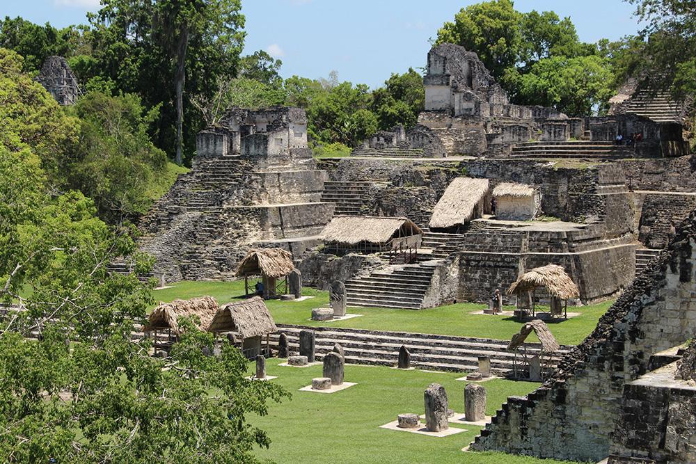 Tombes Mayas
