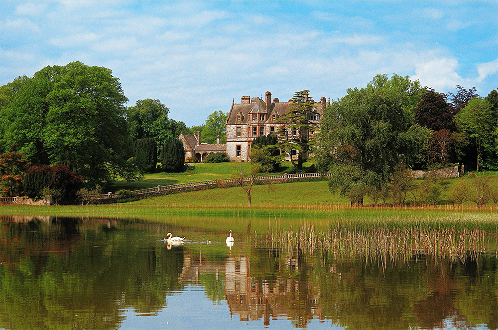 Castle Leslie Estate, Co Monaghan