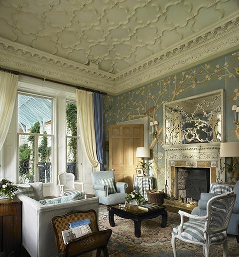 Castle Leslie Estate - Interior