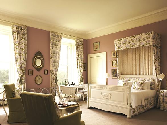 Castle Leslie - Bedroom