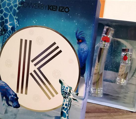 Flower by Kenzo et Kenzo Homme se parent de leurs plus beaux atours et se déclinent pour les fêtes de Noël en coffrets. Des coffrets à offrir ou à s'offrir…