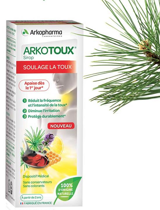 Arkotoux SIirop