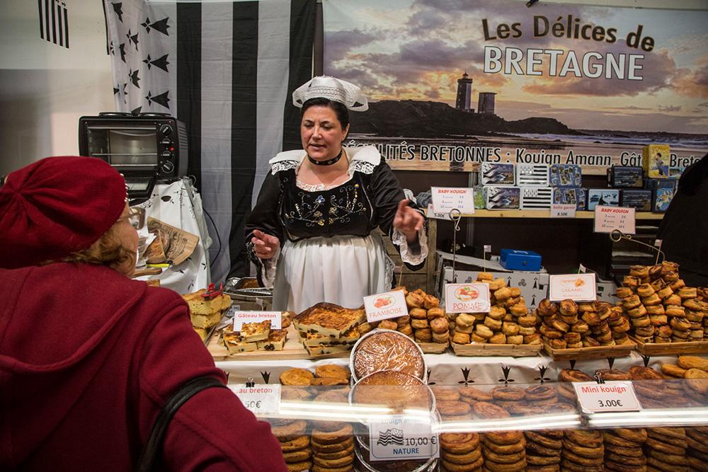 Les délices de Bretagne.