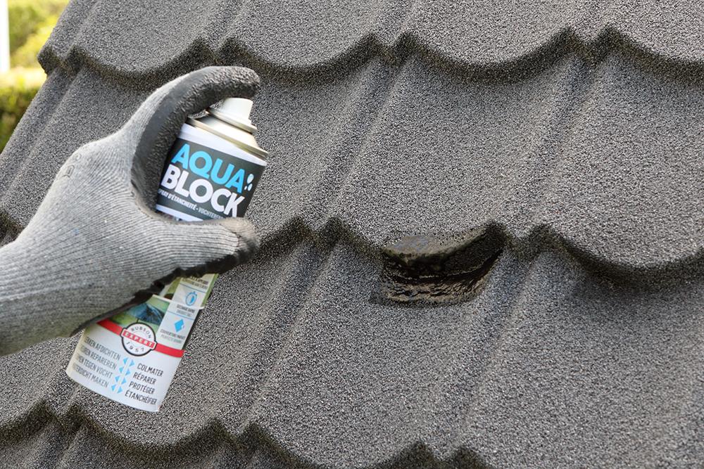 AquaBlock spray d'étanchéité