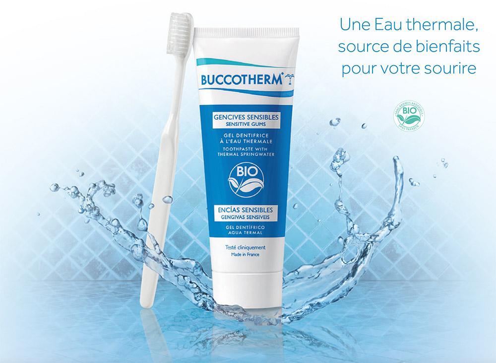 Buccotherm : Eau thermale source de bienfaits