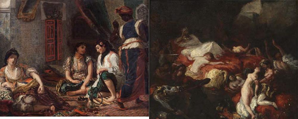 Imaginaires et représentations de l'Orient au Musée Eugène-Delacroix