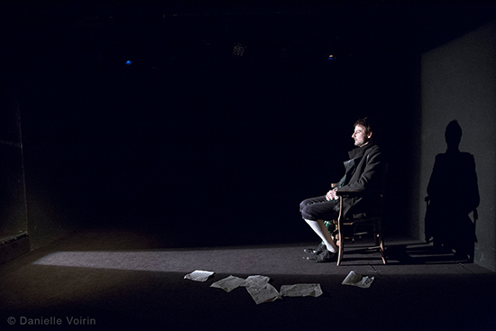 seul en scène » d'Alexandre Camerlo
