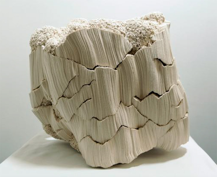 Sculpture de Simone Pheulpin