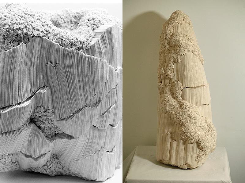 Anfractuosité et Babel de Simone Pheulpin