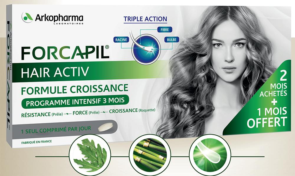 Forcapil Hair Acitv