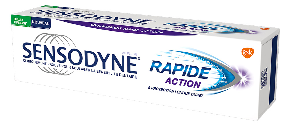 Sensodyne Rapid Action