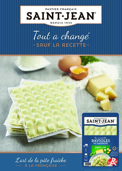 Publicité Saint Jean