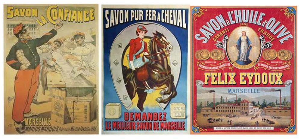 vieilles affiches
