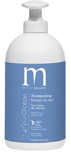Le shampooing douceur du jour