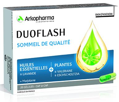 Duoflash d'Arkopharma