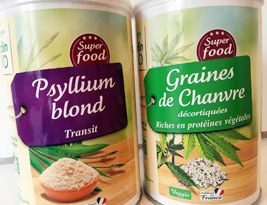 Les Super Aliments («SuperFood») de la nouvelle gamme Jardin Bio Plantes & Bien-être sont extrêmement riches en nutriments.