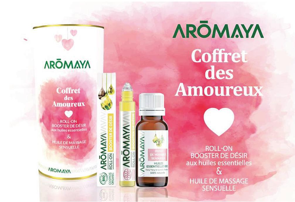 Coffret des Amoureux Aromaya