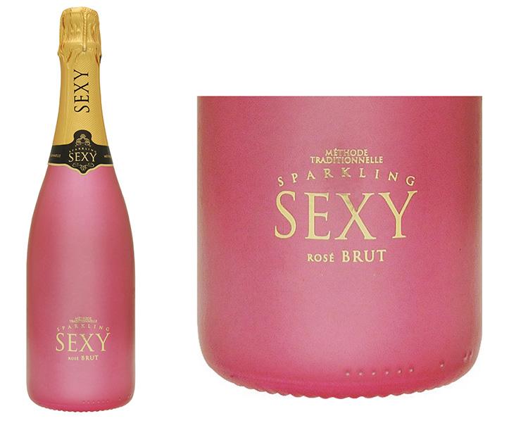 Sexy Sparkling rosé