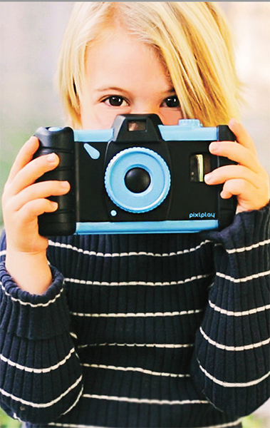 Appareils photo Pixlplay