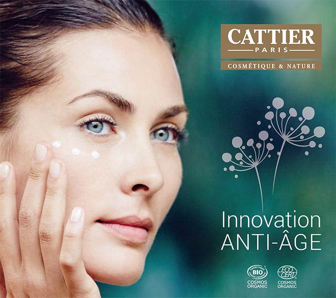 L'Argile verte de Cattier pour renforcer la beauté de votre peau