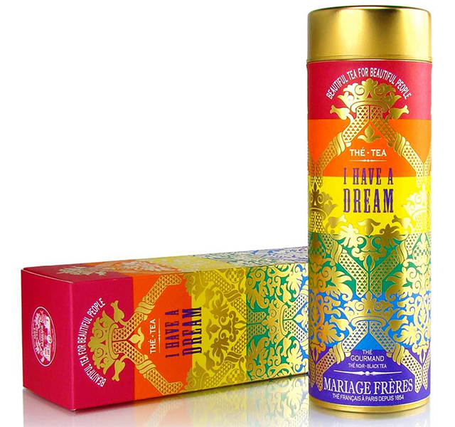 I Have a Dream : thé noir, notes pétillantes d'agrumes