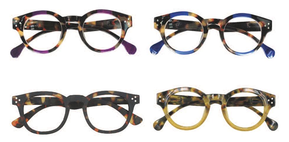 lunettes loupes écailles