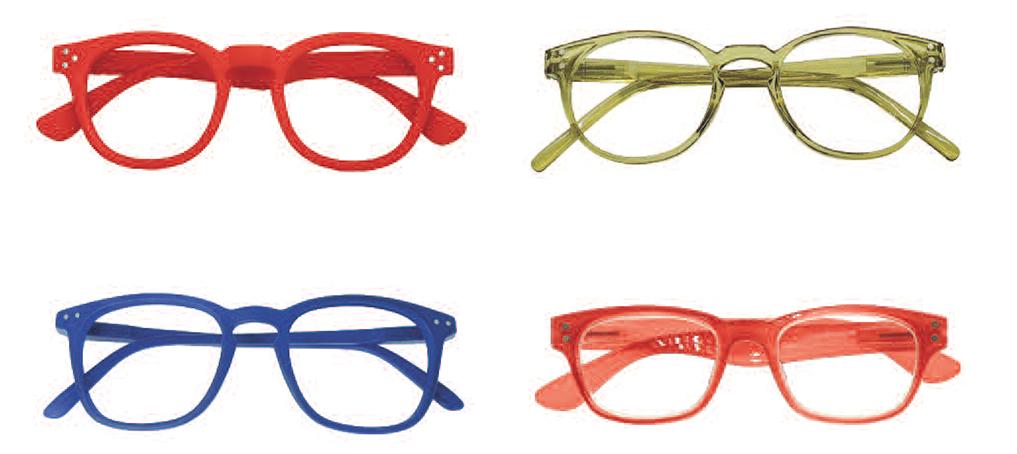 lunettes loupes couleur