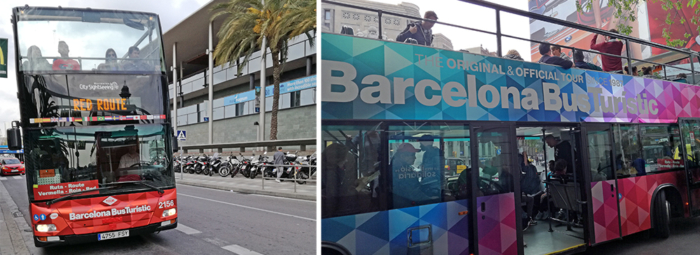 La Sagrada Familia, le Parc Güell, la Casa Milà ou encore le marché couvert de la Boqueria... sont autant de lieux à visiter lors d'un séjour à Barcelone.