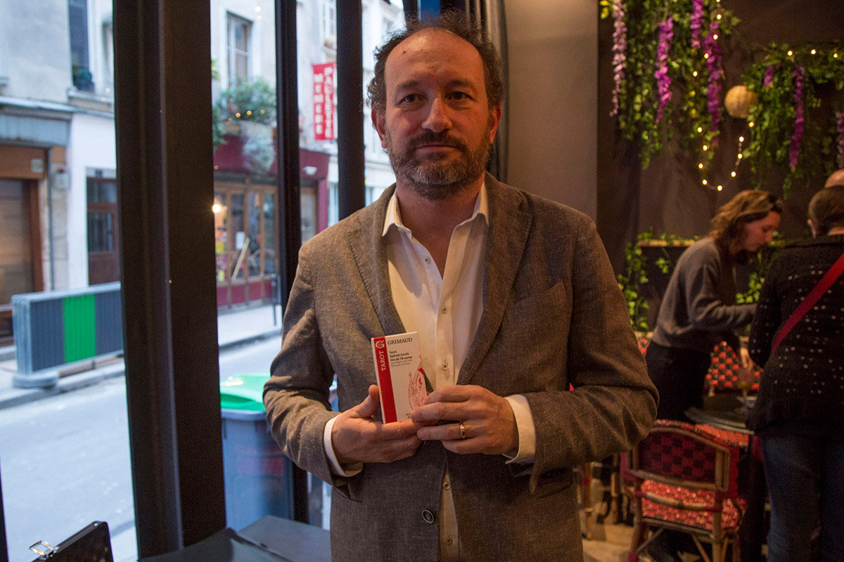 Jean-François Roulon, directeur général de Grimaud. ©Caroline Paux