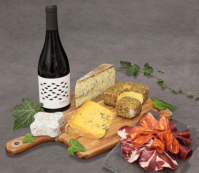 Pour Pâques, Tentation Fromage vous propose une box de dégustation fromage et chocolat