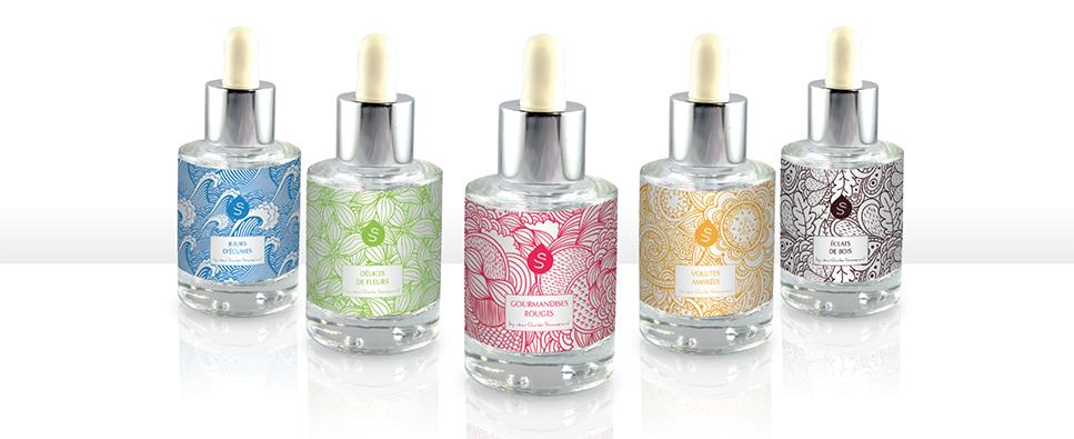 """Extraits de Parfums à diffuser"""""""