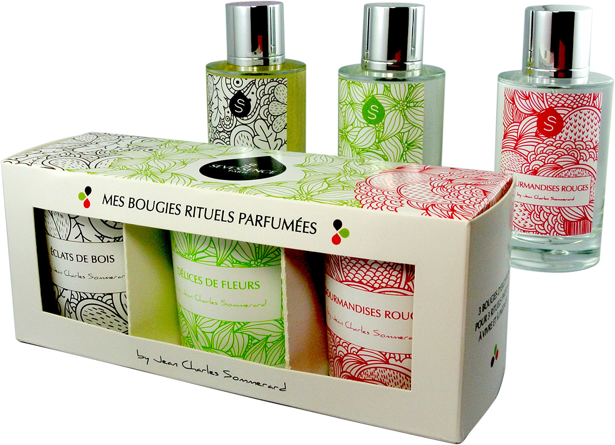 parfums naturels Sevessence