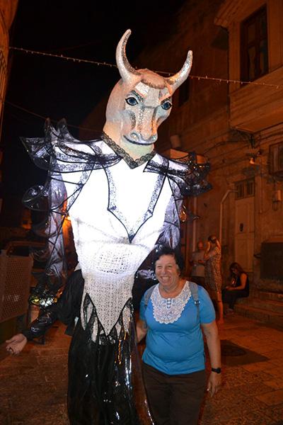 Edith, Guide touristique en Israël