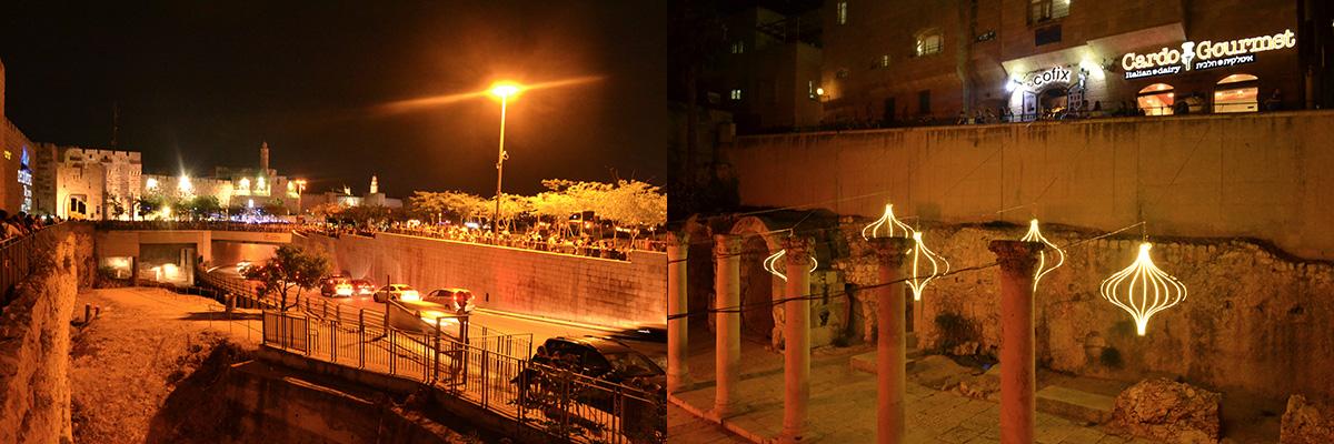 Jérusalem Fête des Lumières