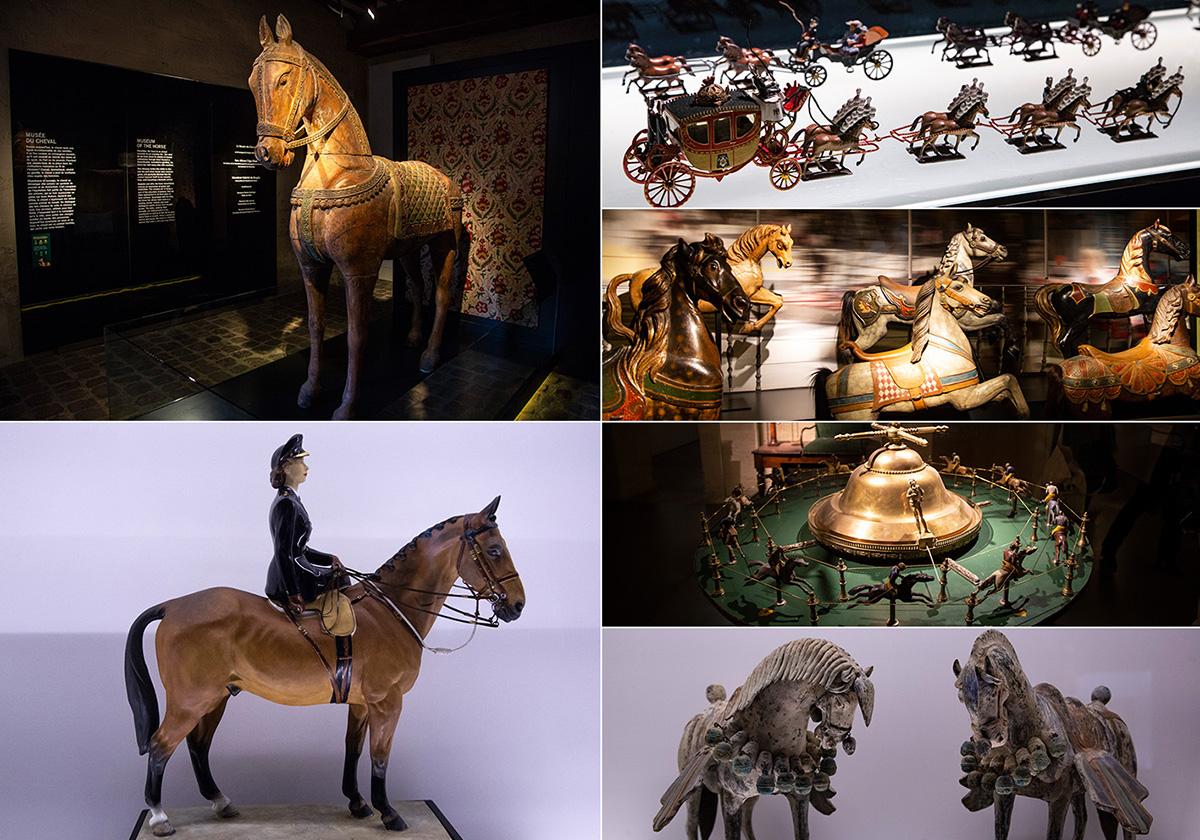 Le Musée du cheval de Chantilly