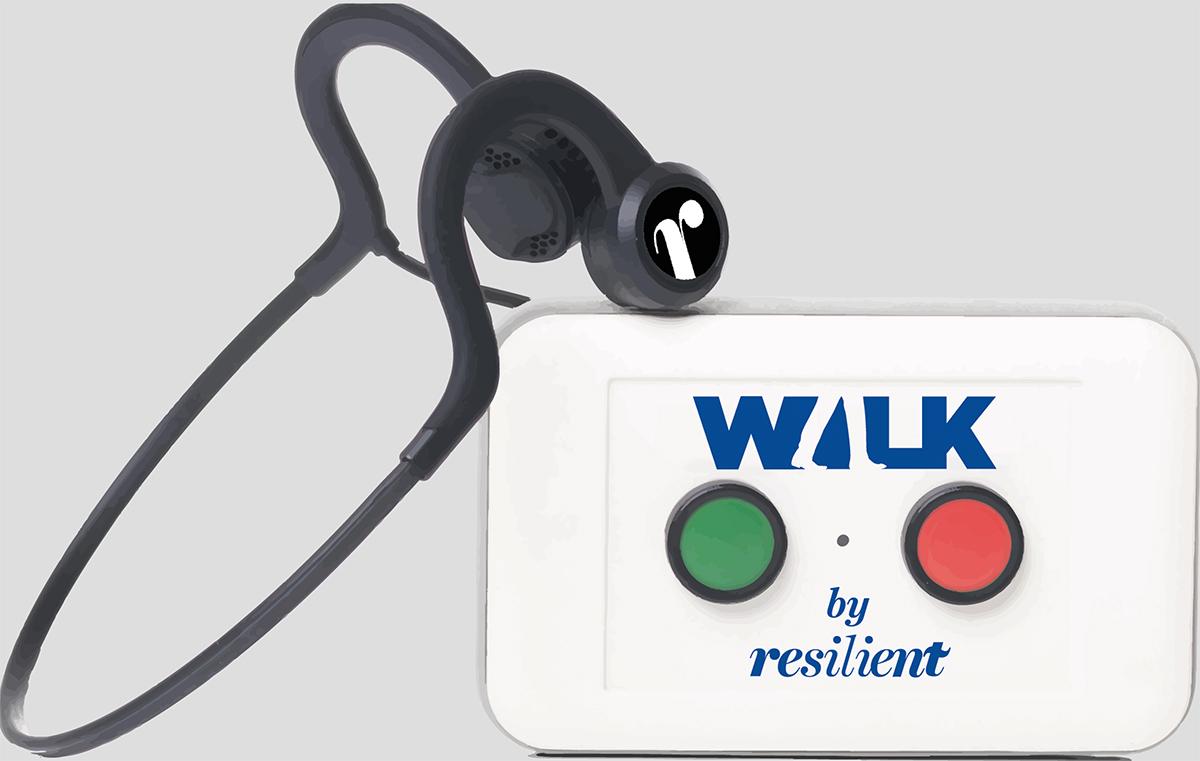 Walk boitier électronique résout la perte d'autonomie