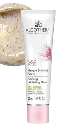 Masque Exfolient Pureté Peau Mixte à Grasse d'Algotherm