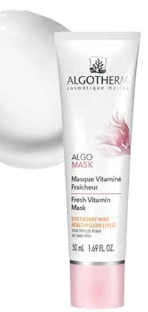 Masque Vitaminé Fraîcheur Tous types de peau