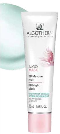 BB Masque Nuit Tous types de peau