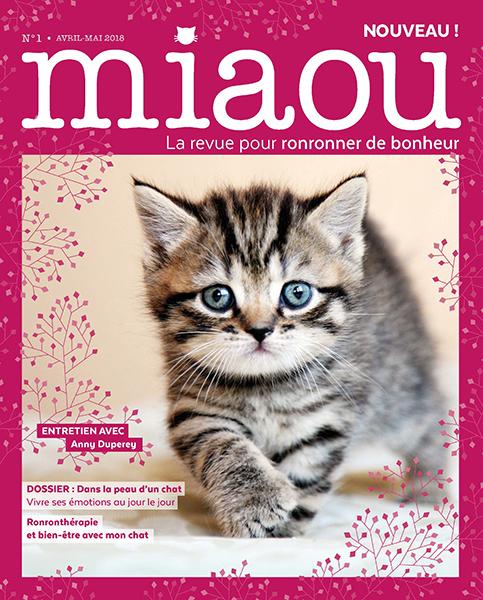 Miaou la revue des chats