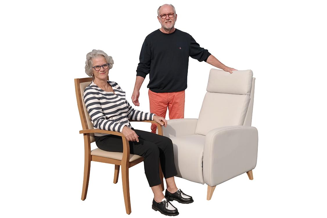 Mobilier Acomodo pour seniors