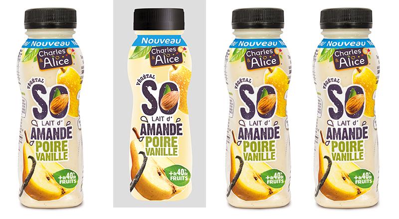 Charles et Alice : Les laits végétaux