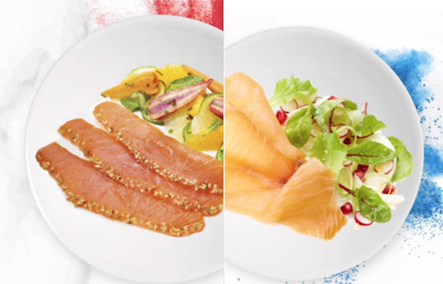 Recettes raffinées au saumon fumé