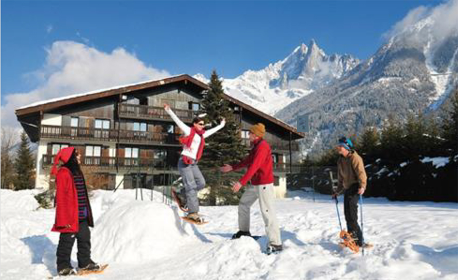 Chamonix en Haute Savoie