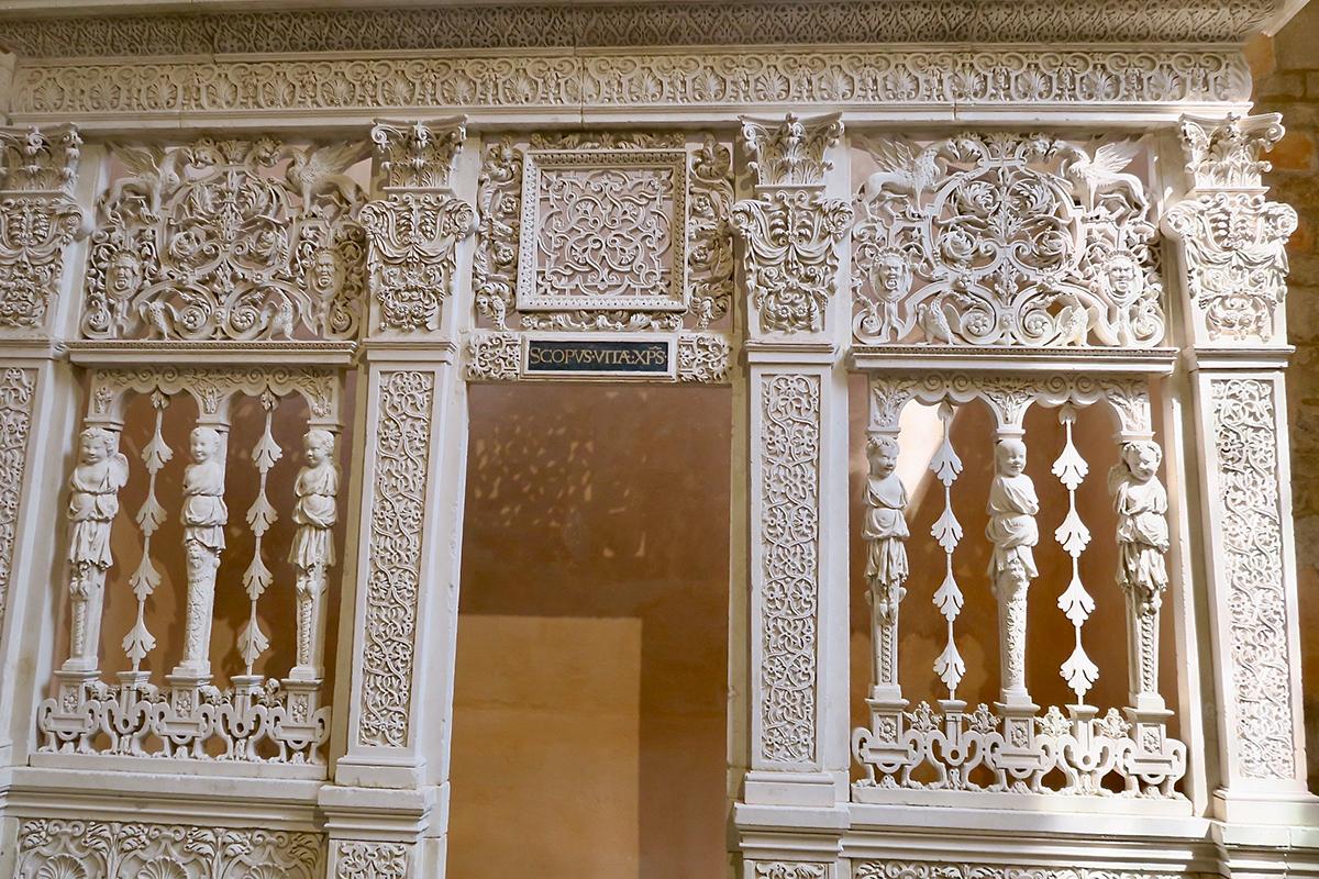 Langres : l'art à la Renaissance.