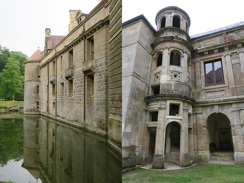 Langres : Chateau du Pailly